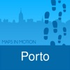 Porto on foot: Offline Map