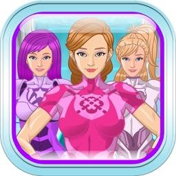 Superhero Digital Fashion Makeover – Salon Dress Up Games for Girls Free