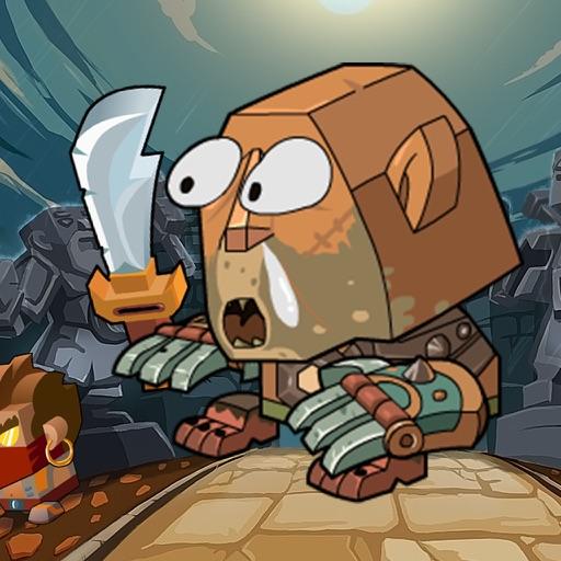 Zombie Defeat vs Mine Gem Defense