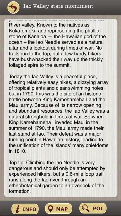 Hawaii Parks - State & National screenshot-3