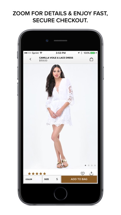 bebe – Women's Fashion, Apparel and Shopping screenshot-3