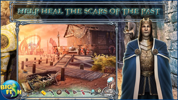 Surface: Return to Another World - A Hidden Object Adventure (Full) screenshot-0