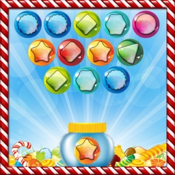 Jewels Bubble Shooter: Click Game