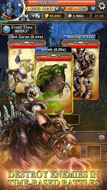 Book Of Heroes screenshot-0