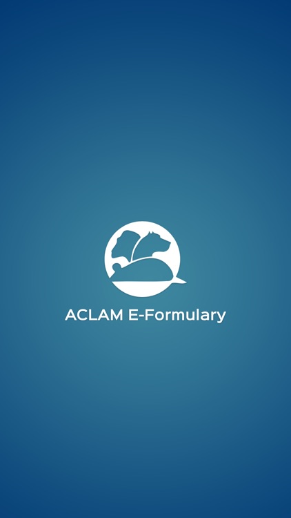 ACLAM e-Formulary screenshot-0