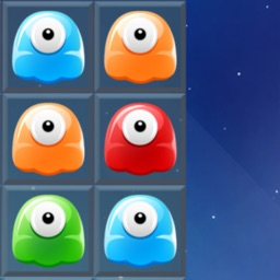 A Jelly Monsters Match Game