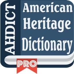 AHDictPro - American Heritage Dictionary