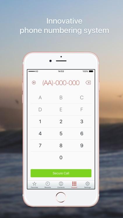Secure Call screenshot-4