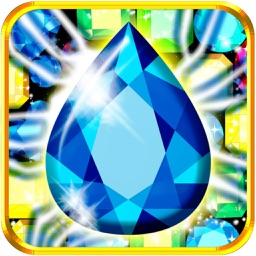 Galaxy Jewels: Match3 Diamon