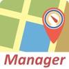 GPS Tracker 365 Manager - 子供のためのロケータ、人物&乗り物。リアルタイム位置追跡