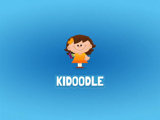 ‎Kidoodle - Fun Drawing Doodle Art and Painting for Kids Screenshot