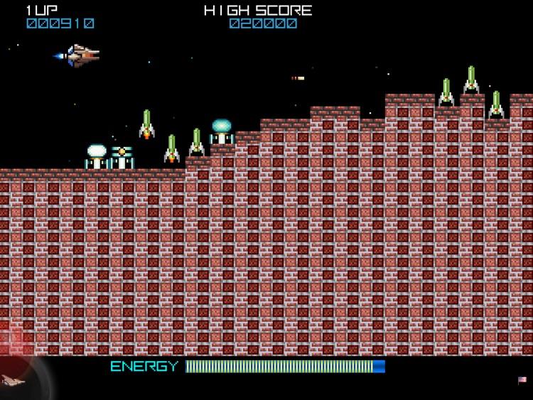 Gradius0HD screenshot-4