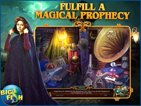 Chimeras: The Signs of Prophecy - A Hidden Object Adventure (Full)のおすすめ画像2