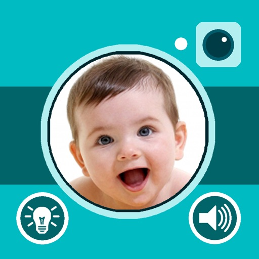 Baby Attention Camera: Lights & Sounds