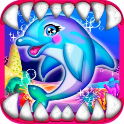 Princess Dolphin and Shark Rescue Free