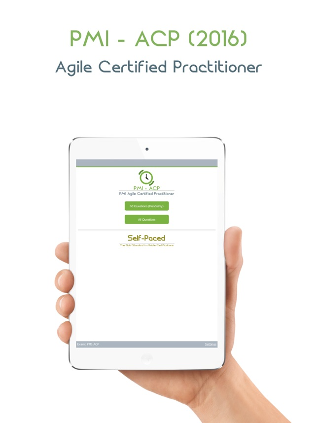 Pmi Acp Agile Certified Practitioner On The App Store