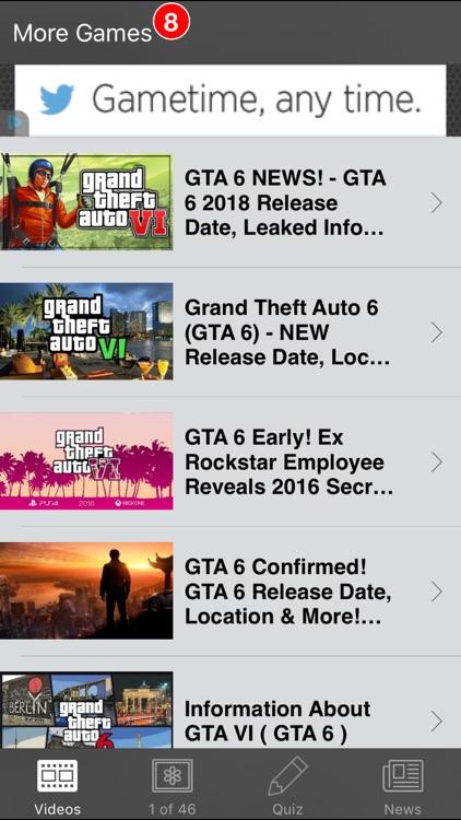 Countdown - GTA VI Edition