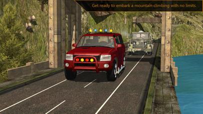Offroad Jeep mountain climb 3dのおすすめ画像2