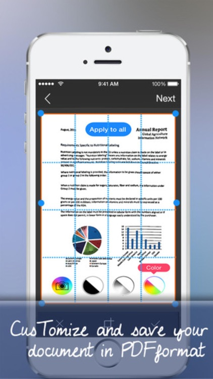 Office Scan Pro - PDF Scanner with OCR screenshot-4