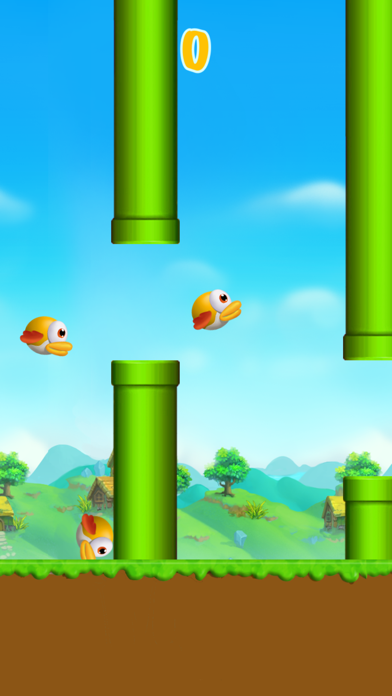 点击获取Super Bird Adventure  - The Endless Flappy Tiny Bird