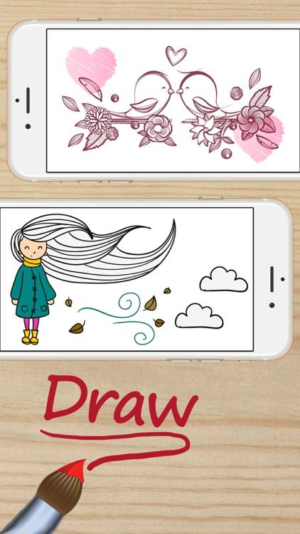 Notes to draw - Premium
