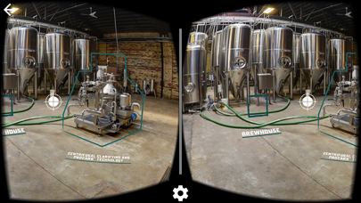 ProBrew Virtual Reality Experience screenshot one