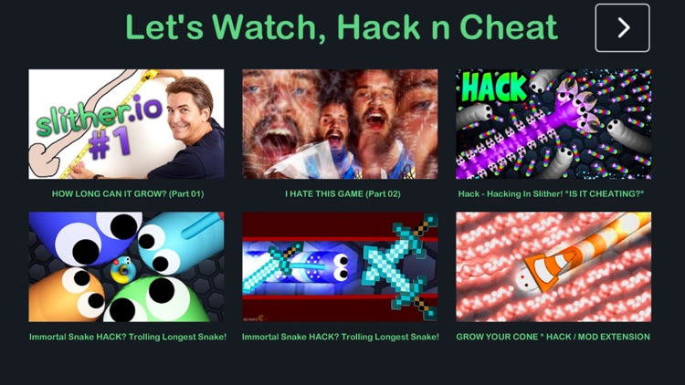 Hacks for Slither.io - Mod, Cheat and best Guide! screenshot-4