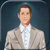男性スーツ 写真編集者 – スタイリッシュな男性のためのファッションドレスアップゲームアイコン