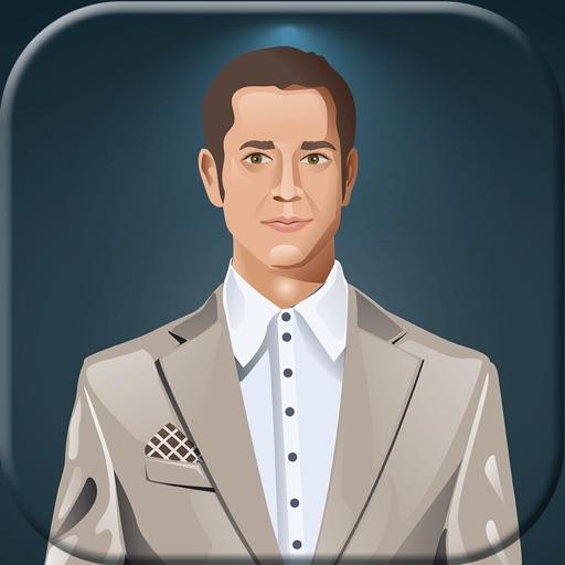 Man Suit Photo Editor Fashion Dress Up Game Montage
