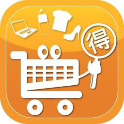 お買い物アプリ