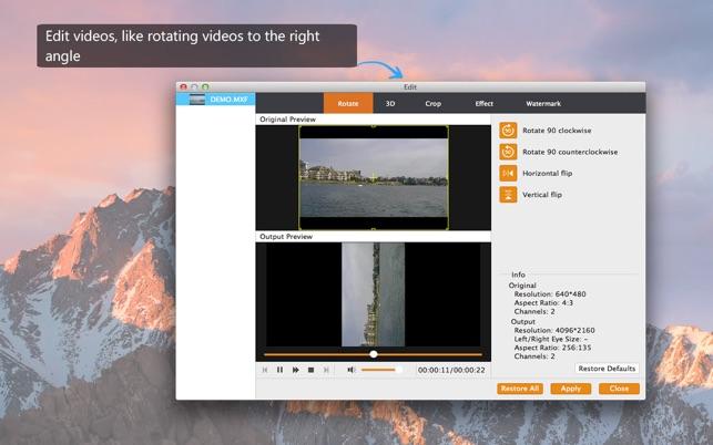 Aiseesoft MXF Converter - konvertiere mxf zu mov Screenshot