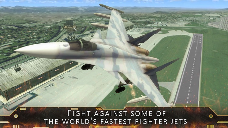 Helicopter Air Attack - #1 Military Helicopters Fighting and Shooting Game Free screenshot-3