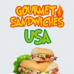 Gourmet Sandwiches USA