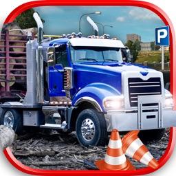 Cargo Transport Truck 3D