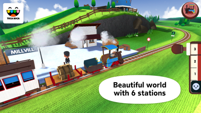 download Toca Train apps 0
