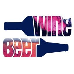 Beer & Wine Emoji Keyboard