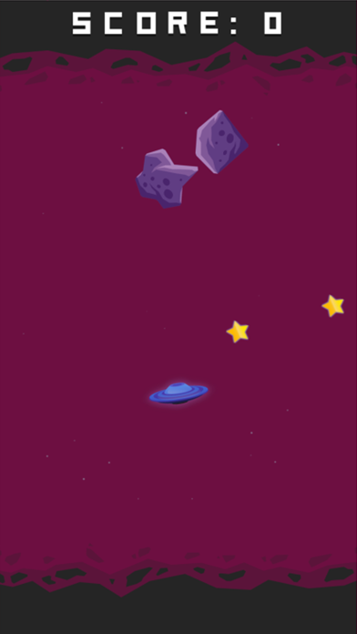 Flappy UFO - Space Edition New Version