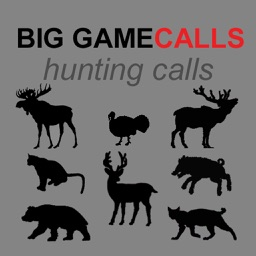 Big Game Hunting Calls SAMPLER - The Ultimate Hunting Calls App For Whitetail Deer, Elk, Moose, Turkey, Bear, Mountain Lions, Bobcats & Wild Boar