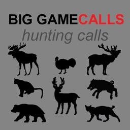 Big Game Hunting Calls SAMPLER - The Ultimate Hunting Calls App For Whitetail Deer, Elk, Moose, Turkey, Bear, Mountain Lions, Bobcats & Wild Boar
