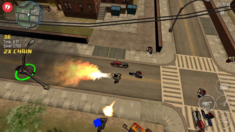 Grand Theft Auto: Chinatown Wars screenshot-4