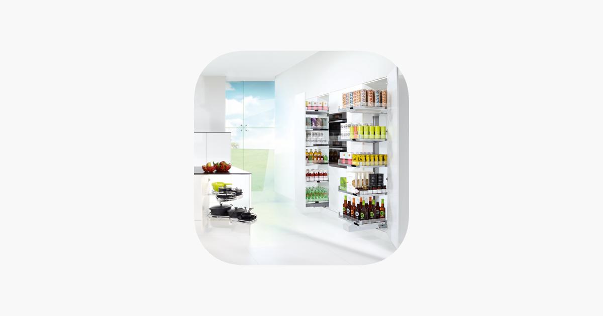 Kitchen App im App Store