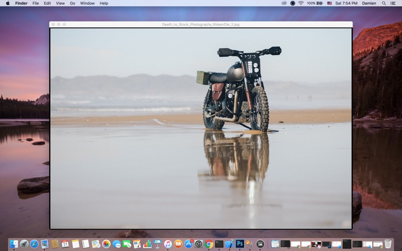 Hot Simple Image Viewer скриншот программы 3