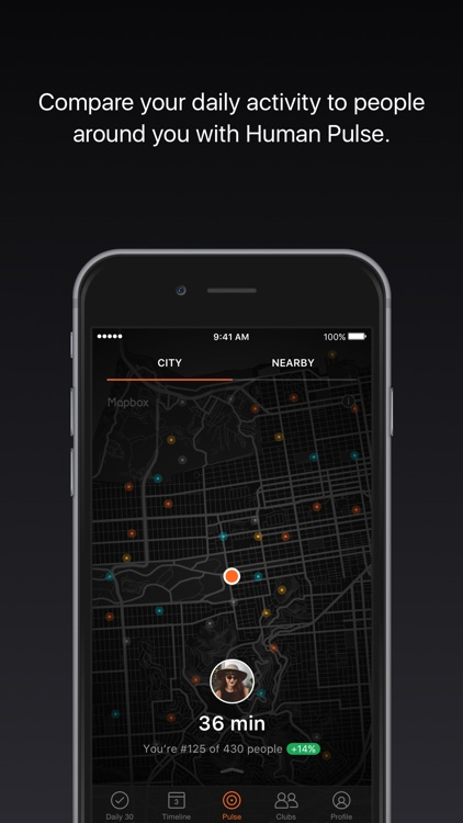 Human - Activity Tracker screenshot-2
