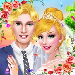 Celebrity Wedding Salon - Bridal Beauty Makeover: SPA, Makeup & Dress Up Game for Stars Girls