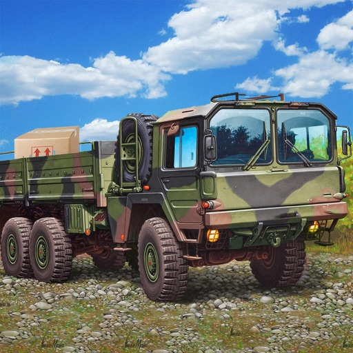 Military Truck Transport