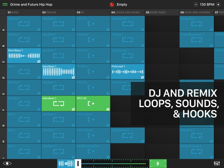 Hook - Live DJ and Mashup Workstation screenshot-0