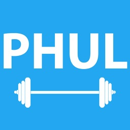 PHUL - The 4 day split workout designed for building muscle and making gains