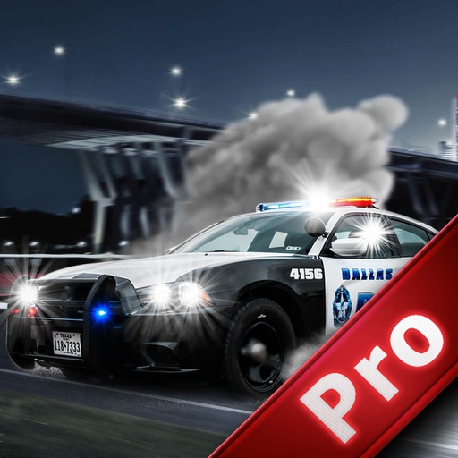 A Driving Fast Police Pro - Racing Hovercar Game icon