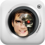 Cyborg Photo Booth Hd app review