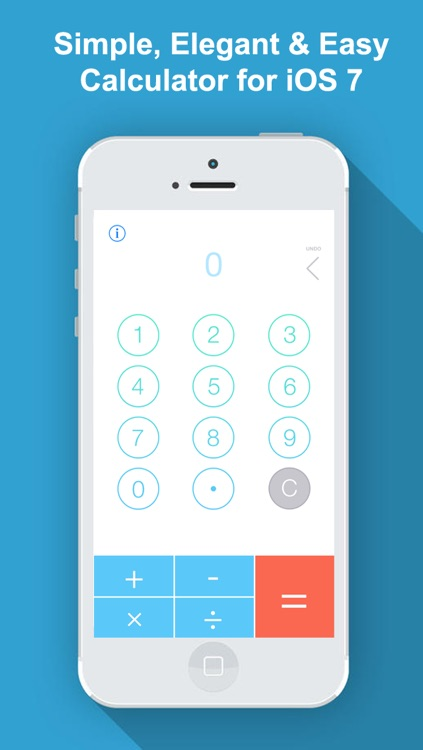 Elegant Calculator PRO screenshot-1